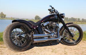 Jekill and Hyde Harley-Davidson