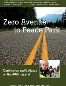 zero avenue to peace park book cover