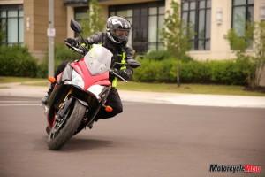 Suzuki GSX-S1000F test