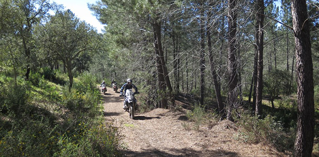 motorcycle Portugal travel