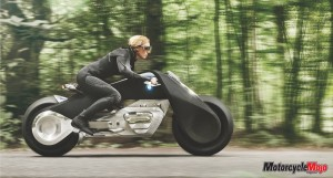 BMW future bike