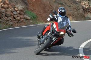 test ride Multistrada 950