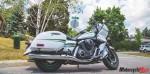Kawasaki Vaquero bike