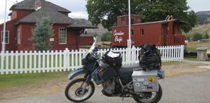 Kettle Valley Railway travel