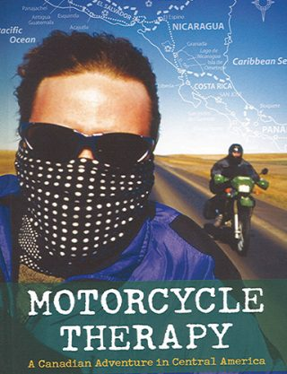 Motorcycle therapy cover