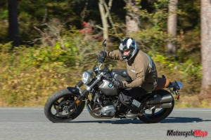 BMW R nineT Scrambler Test Ride