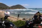 beach scene in cuba