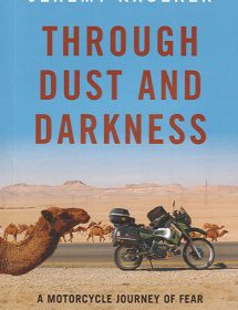 Through dust and darkness cover