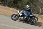 test ride 2017 BMW G310R