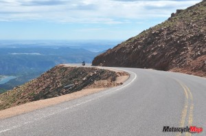motorcycle travel Colorado