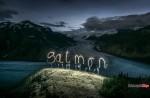 Alaska Salmon Glacier 10