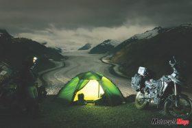 Alaska Salmon Glacier