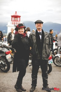 Looking Dapper at The Distinguished Gentleman's Ride