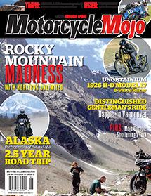 June 2017 Mojo cover