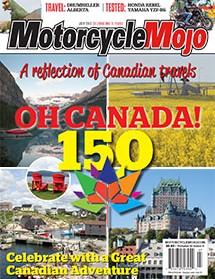 Motorcycle Mojo Magazine July 2017