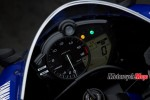Speedometer of The 2017 Yamaha R6