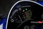 Speedometer of The 2017 Yamaha R6