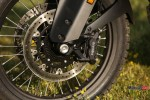 Front Wheel of the 2017 KTM 1090 Adventure R