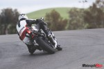 Riding on a 2017 Yamaha R6