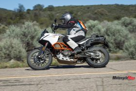 Riding the 2017 KTM 1090 Adventure R