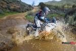 2017 KTM 1090 Adventure R Riding in Water