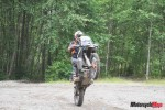 Off-Road Motorcycle Riding