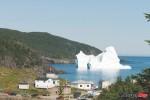 Eastern Newfoundland Iceberg