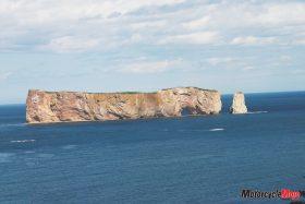 Gaspé Pierce Rock