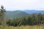 A Mountain Range in Vermont