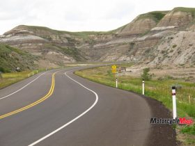 Into Drumheller