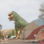 Dinosaurs in Alberta