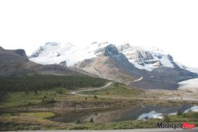 Icefields in Canada