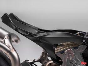 Mechanical Base of the Ducati 1299 Superleggera