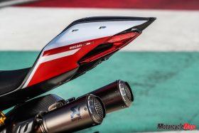 Tail Light of the Ducati 1299 Superleggera