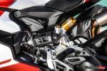 Engine of the Ducati 1299 Superleggera