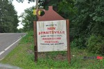 New Straitsville Sign