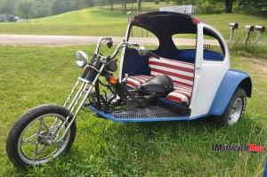 Custom Motorcycle in Ohio