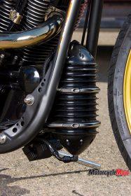 Engine of Black Beauty