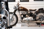 Kevin Cuffley's Custom-Made Motorcycle