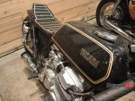 Custom Yamaha Designs at the Oil and Rust Motorcycle Show