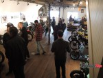 Huge Crowds at the Oil and Rust Motorcycle Show