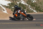 Riding a 2015 KTM Super Duke 1290R On a Highway 2
