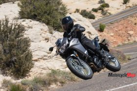 Driving The 2017 Kawasaki Versys-X 300 on the Highway