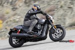 Highway Riding with The New 2017 Harley-Davidson Street Rod