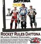 Joe Rocket Rules Daytona 200