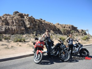 Riding from Oregon to California