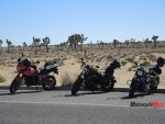 Riding on the Desert Roads of Oregon