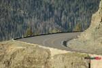 Winding Roads in Montana