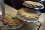 Eating Huckleberry Pie in Montana
