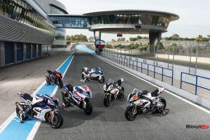 The Many Models of The 2018 BMW HP4 Race